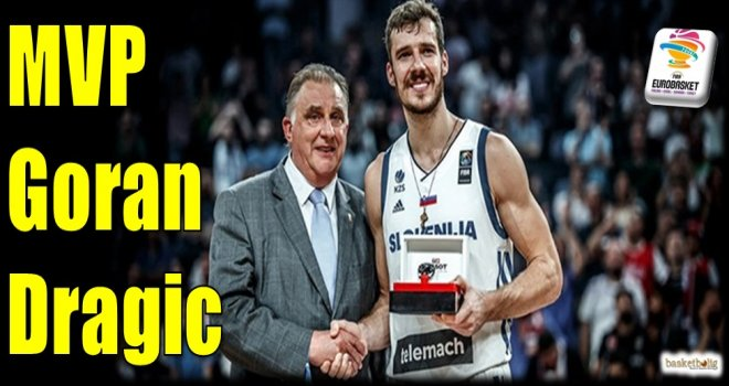 MVP Goran Dragic